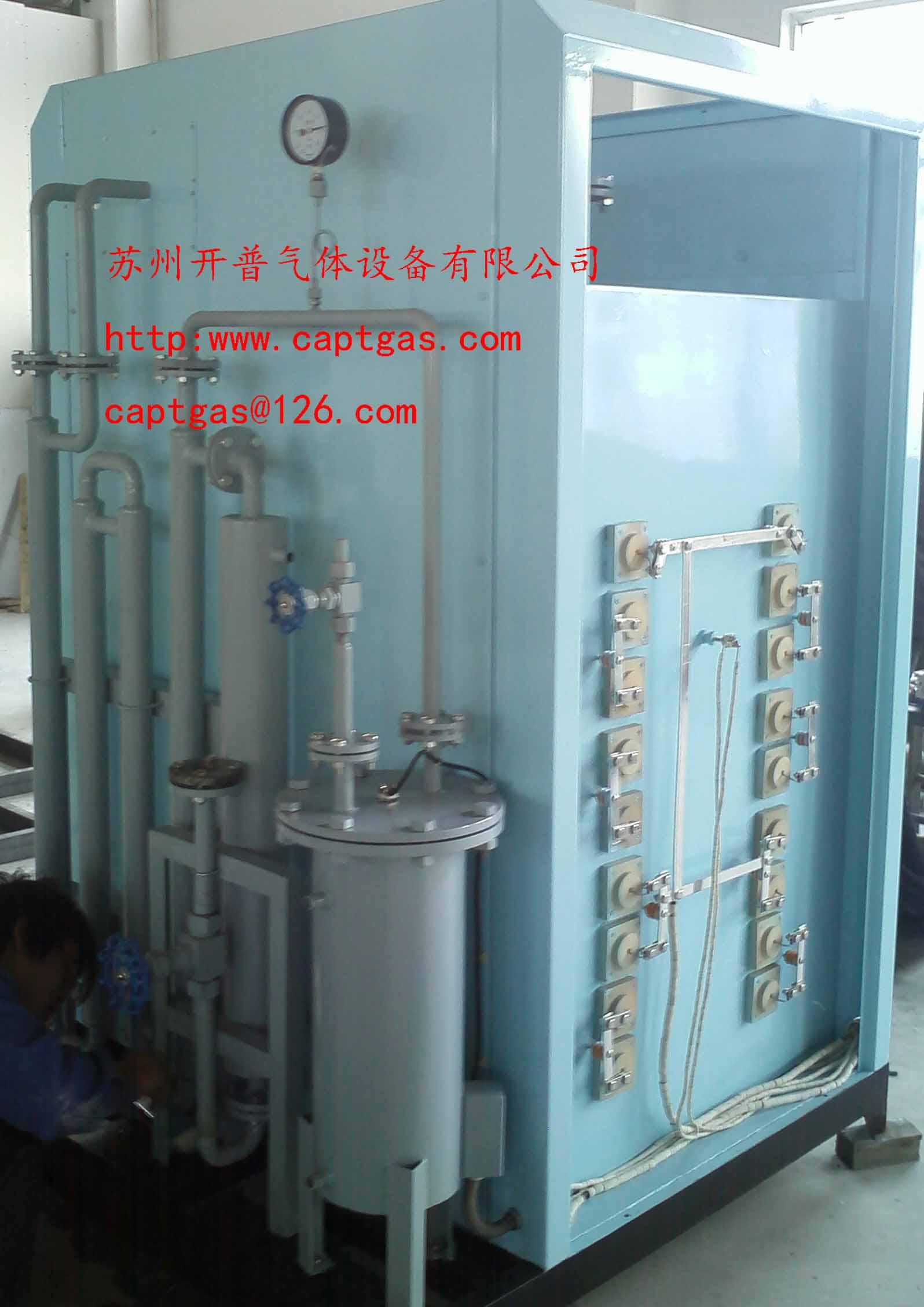 供应氨分解气体发生装置,氨分解专用减压阀,镍触媒、氨减压阀