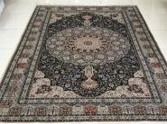 真丝地毯到哪里亿丝东方丝毯图片
