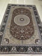 丝绸地毯厂家批发图片