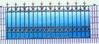 供应铁艺围墙