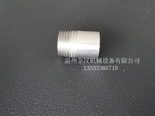 供应不锈钢管子丝,不锈钢单头丝,管子内丝,双头外丝,对丝,通丝