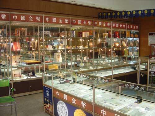 珠宝玉器展示柜