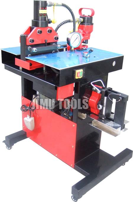供应加工母排机械加工铜排机械加工铝排机械DHY-150A