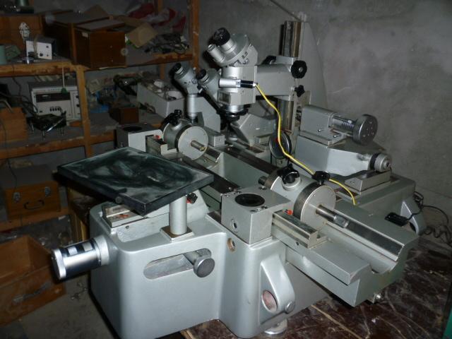 工具显微镜图片 工具显微镜样板图 万能二手闲置工具显微...
