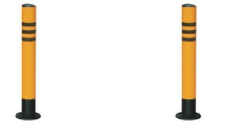 u型防护栏,防撞桶,隔离墩,水马,防护柱,伸缩带隔离柱,折叠式伸缩护拦图片