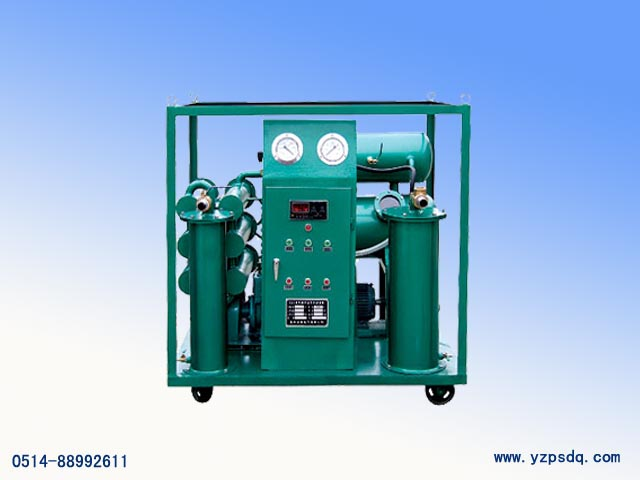 PSDZJ系列多功能真空滤油机图片