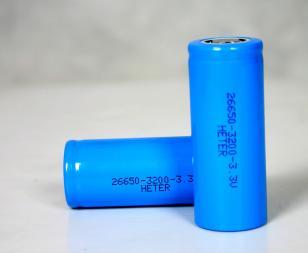 26650电池PET热缩套管图片