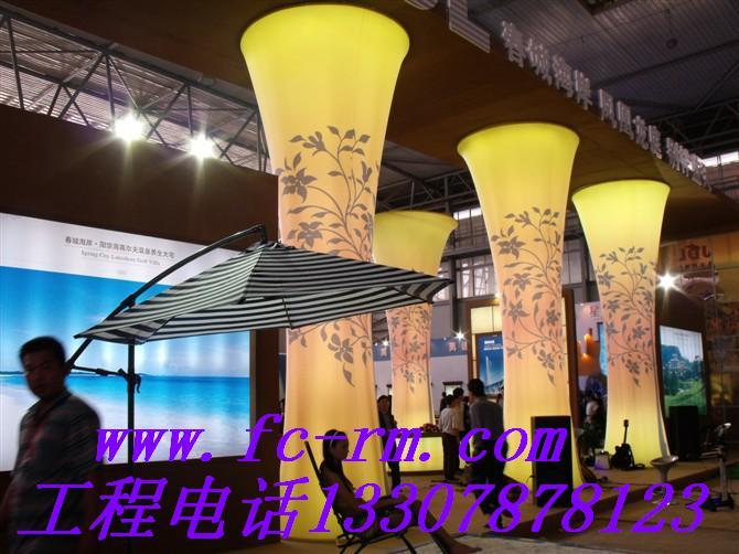 灯箱灯柱吊顶装饰