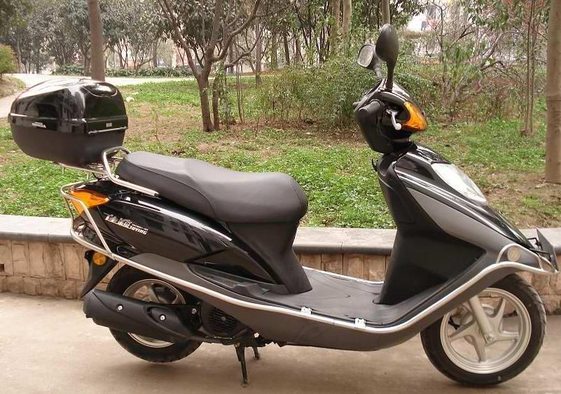 五羊本田摩托车125