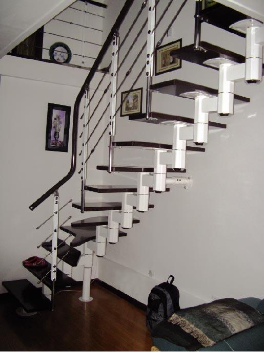 我的世界楼梯设计图 室外楼梯设计图 农村楼房楼梯设计图