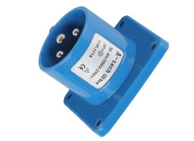 供应IP44工业插座