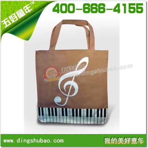 供应上海简约时尚儿童书包幼儿园手提袋