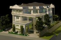 供应深圳别墅模型制作香港恒信模型公司,深圳建筑模型制作,沙盘模型公司