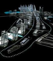 供应惠州水晶模型制作公司建筑模型制作,沙盘模型制作深圳建筑模型