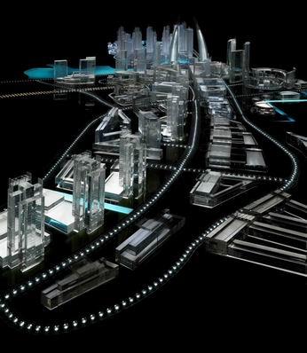 供应惠州水晶模型制作公司建筑模型制作,沙盘模型制作深圳建筑模型图片