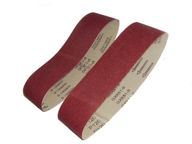 供应GXK51机用砂带,多种尺寸氧化铝砂带,硬布基砂带生产厂家图片