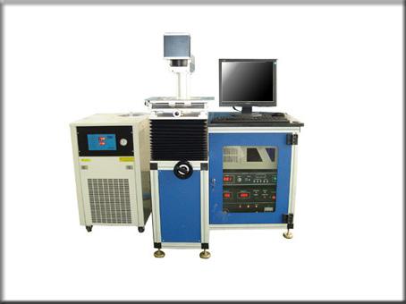 硬质合金工具激光打标机