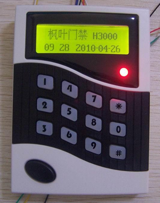 供应小精灵门禁枫叶门禁H3000批发