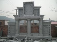 供应大型套墓大型墓碑