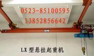 LX型电动悬挂起重机图片