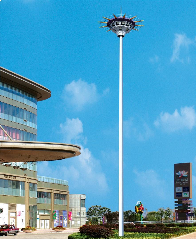 江苏扬州供应30米码头高杆灯 led户外照明高杆灯... - 中国供应商