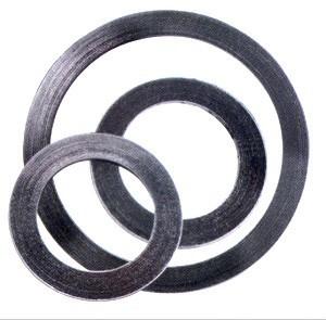 供应温州石墨缠绕垫片人孔垫人孔圈图片