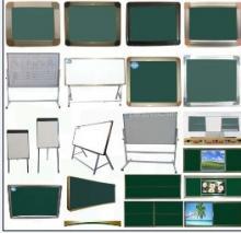 供应组合式黑板/固定式书写板/磁性黑板/