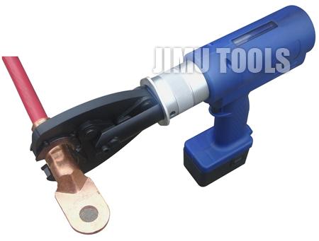 供应充电式端子压接钳EHT-240C图片