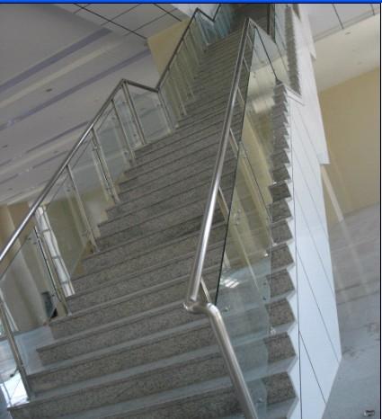 江西不锈钢玻璃楼梯、不锈钢玻璃楼梯价格、不锈钢玻璃楼梯定制批发