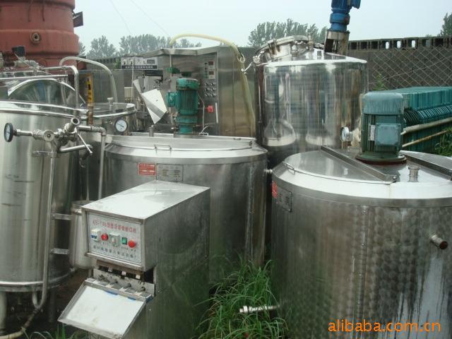 供应二手乳品机械设备销售批发