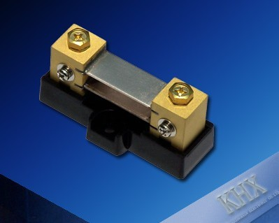 分流器是测量直流电流用的;