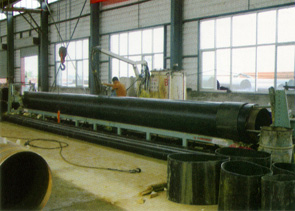 热力管道,聚氨酯保温钢管 昊翔