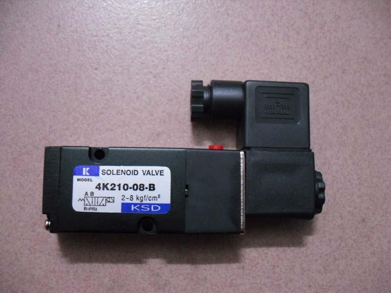 供应 KSD电磁阀4K210-08-B