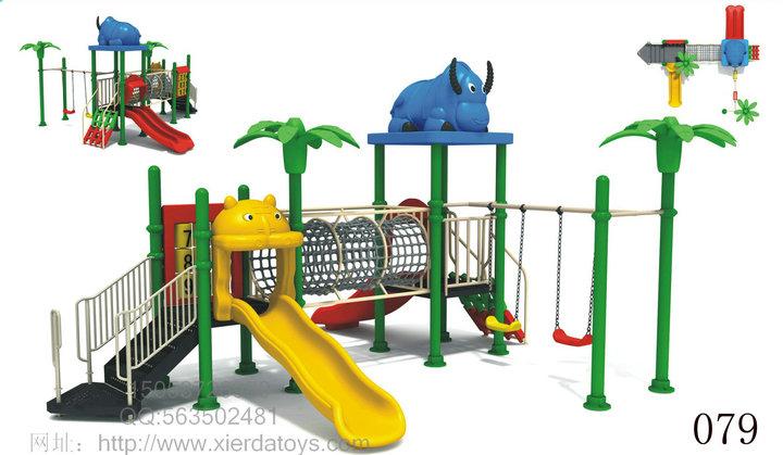 组合滑梯幼儿园设施大型玩具设备室外组合滑梯图片