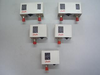 供应丹佛斯KP15/060-1241高低压压力控制器/压力开关