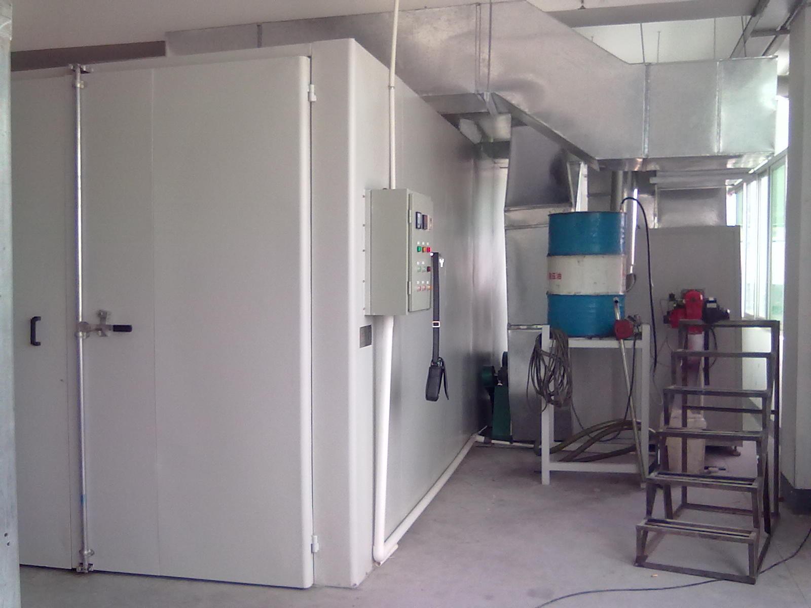 设计功能控制电柜,老化所需时间,温度,各类操作开关可在一个控制电柜