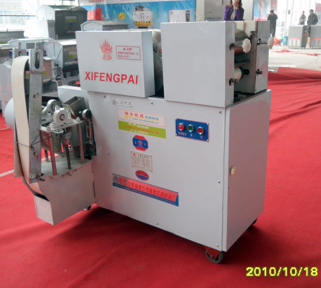 山东厂家供应供应喜丰牌md60型方馒头成型机,馒头机,方馒头机