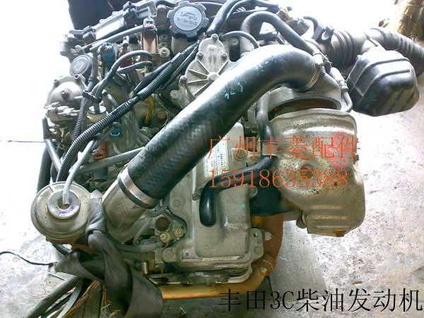 供应丰田柴油3ct/2ct二手发动机,柴油改装发动机3c配件