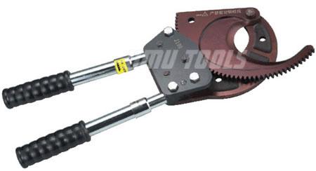 供应棘轮剪刀价格 棘轮式通信电缆剪 J100