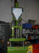二手立式标准注塑机图片