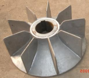 生产Y系列电机风叶图片