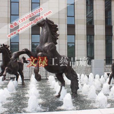 供应唐县铸铜厂城市雕塑