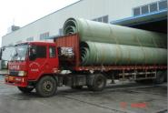广东玻璃钢管施工法图片