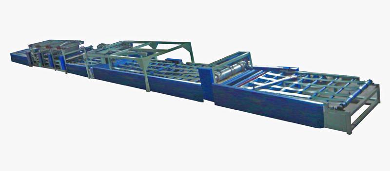 供应烟道板材机器