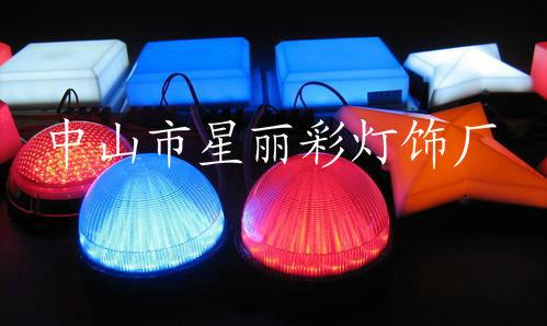 供应单色LED点光源,七彩LED点光源,铝材LED点光源