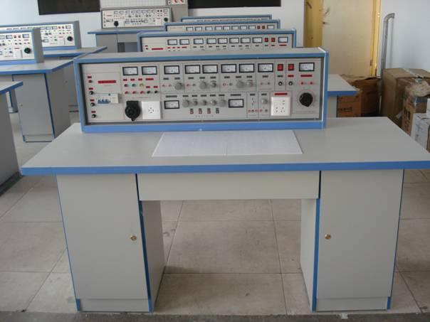 供应电工实训台,电工电子实验台,电工电子电拖实验室设备
