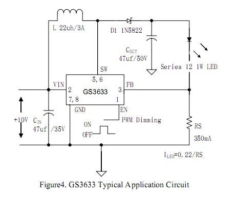 掌上电脑电源管理芯片 5v电源ic| 升压ic led背光驱动ic 大功率降压