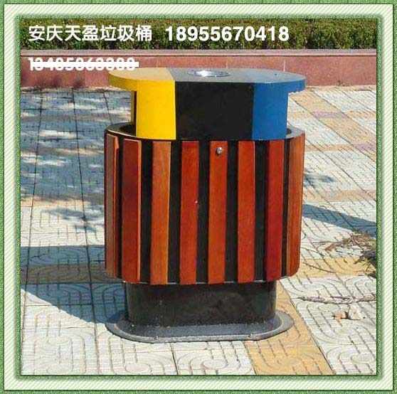 户外环保垃圾桶图片