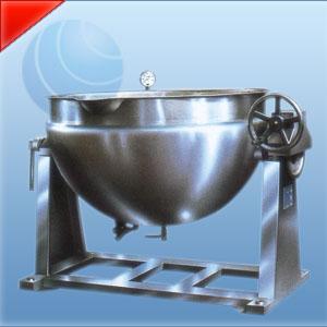 供应全不锈钢夹层锅