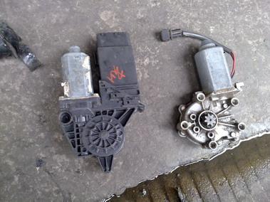 帕萨特玻璃升降器电机图片